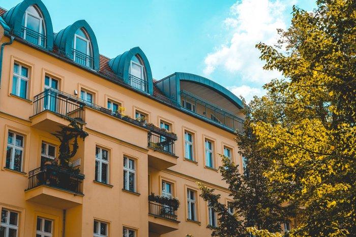 Hausverwaltung in Berlin von Vogel & Partner.